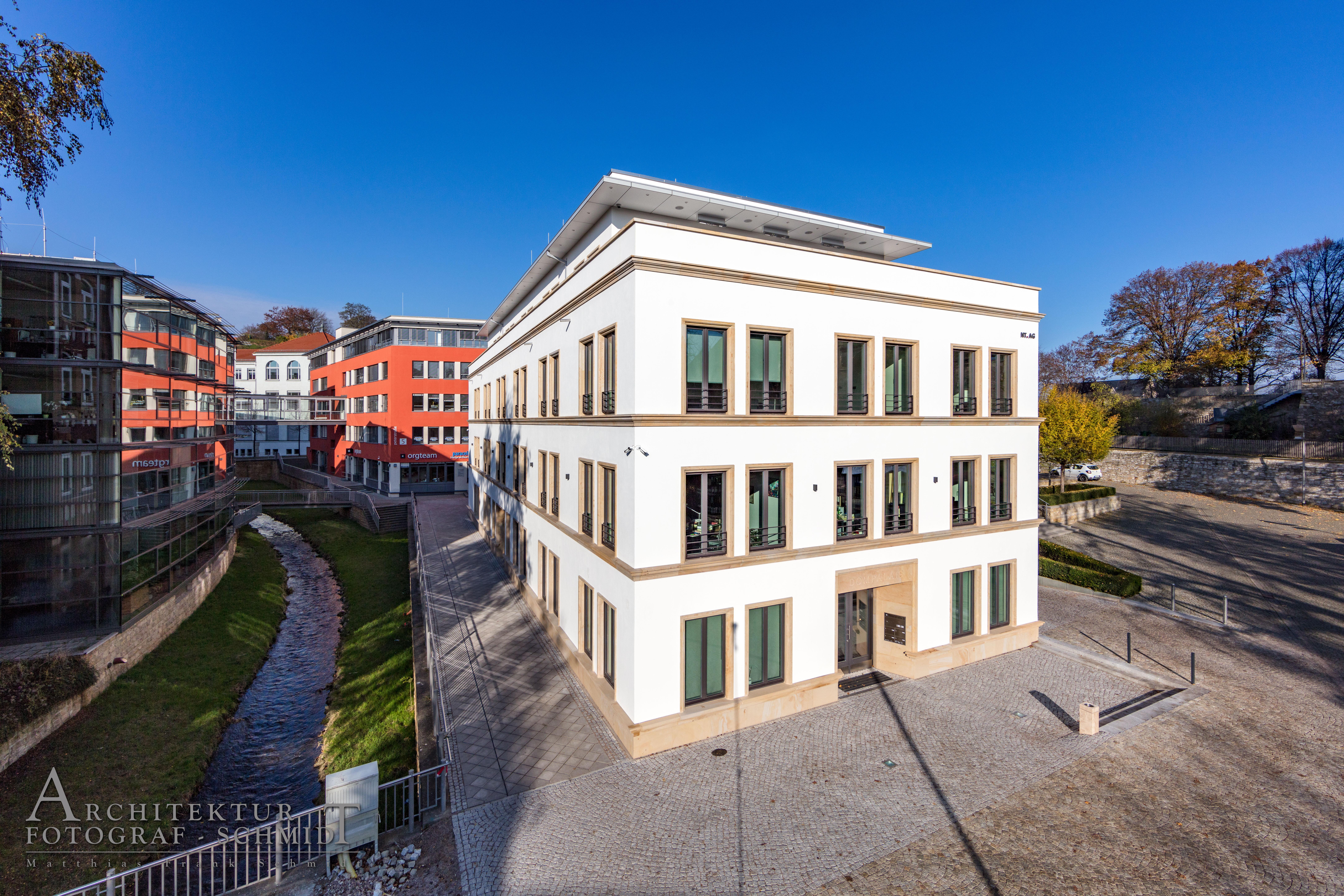 Erfurt Dompalais