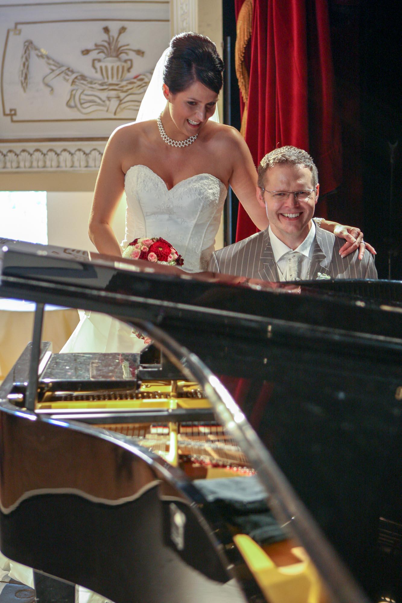 Hochzeit im Kaisersaal